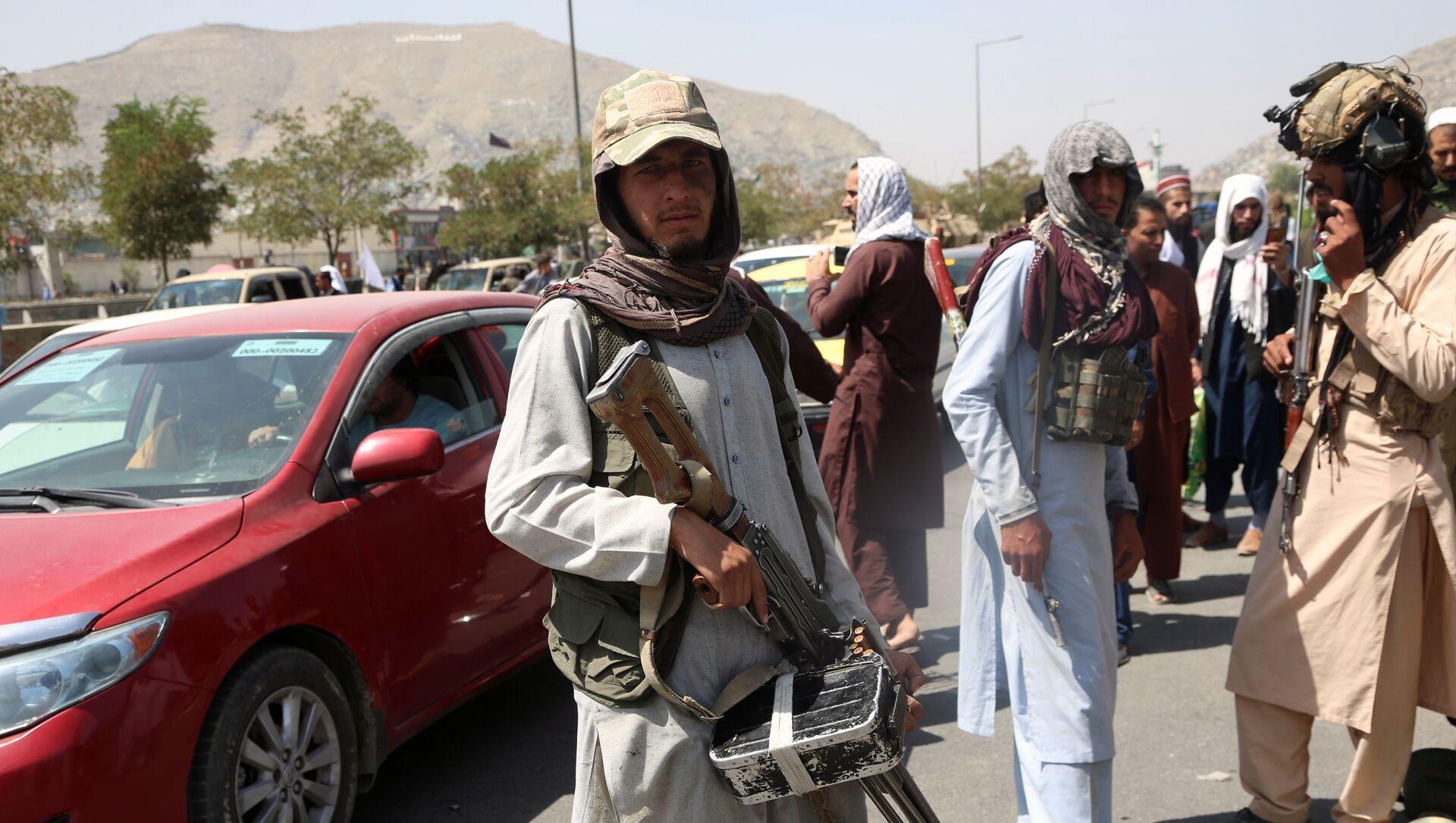 Situation en Afghanistan après le retour des talibans* au pouvoir, août 2021 - Sputnik France, 1920, 11.09.2021