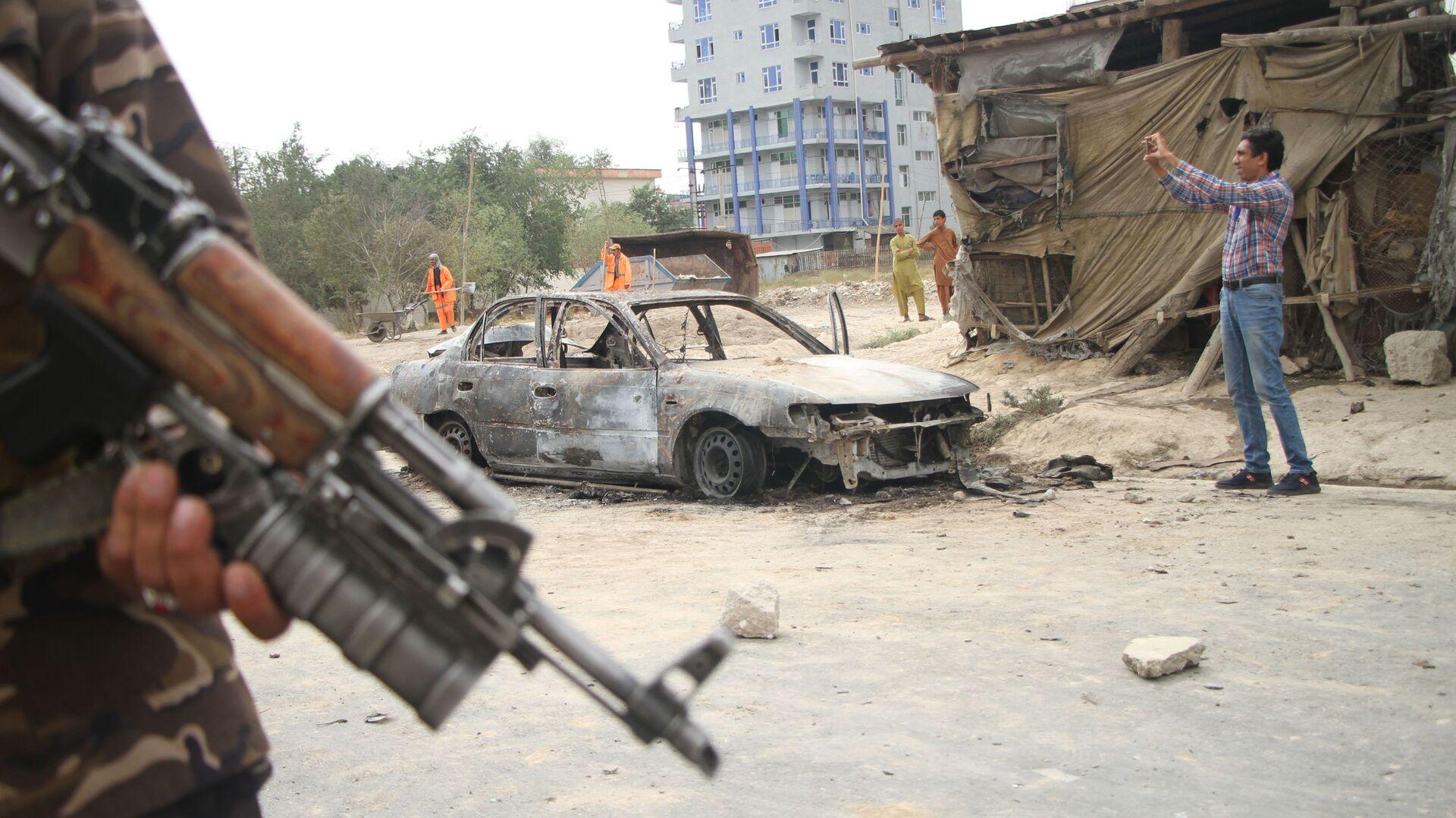 Situation en Afghanistan après le retour des talibans* au pouvoir, août 2021 - Sputnik France, 1920, 12.09.2021