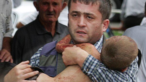 Attentat à Beslan: larmes éternelles des mères et destins brisés   - Sputnik France