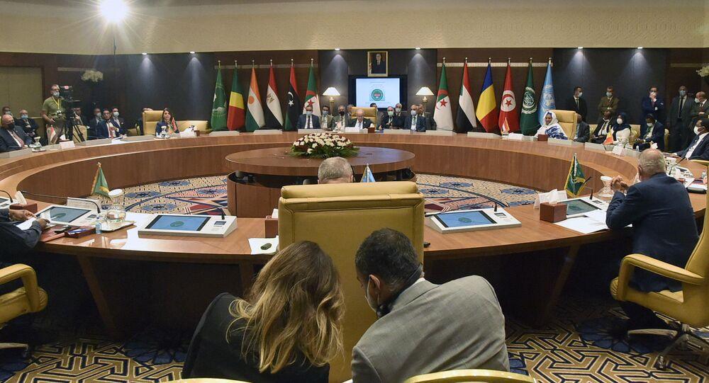 La capitale algérienne a accueilli, les 30 et 31 août 2021, une réunion des pays voisins de la Libye