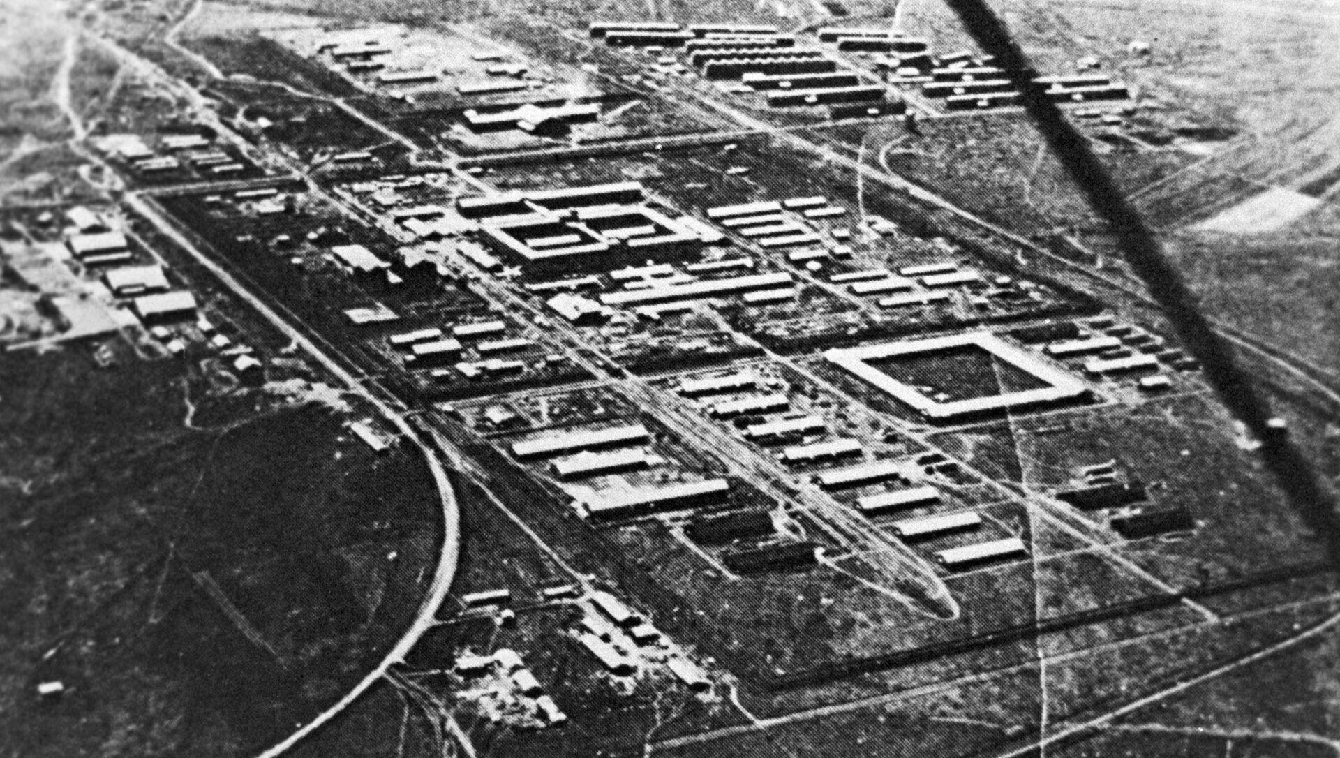 Le site où travaillait l'Unité 731 - Sputnik France, 1920, 02.09.2021