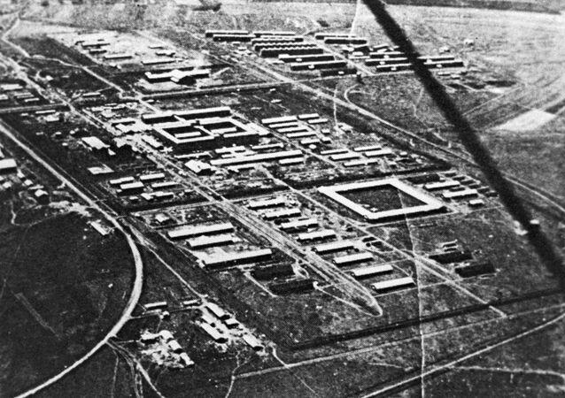 Le site où travaillait l'Unité 731