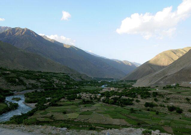 La vallée du Panchir (archive photo)