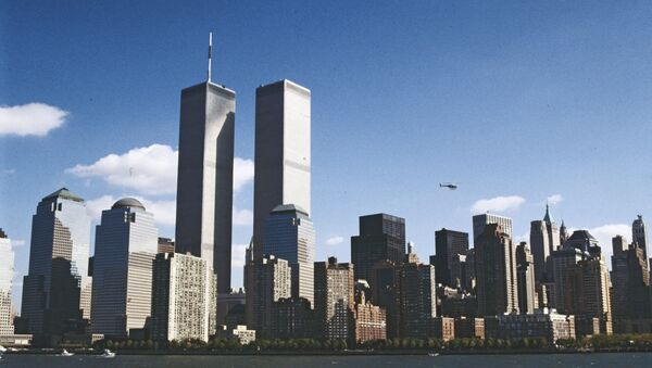 Les tours du World Trade Center de New York (archive photo) - Sputnik France