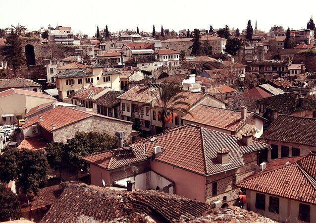 La ville d'Antalya