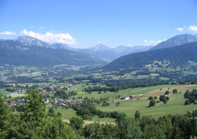Alpes françaises, Savoie
