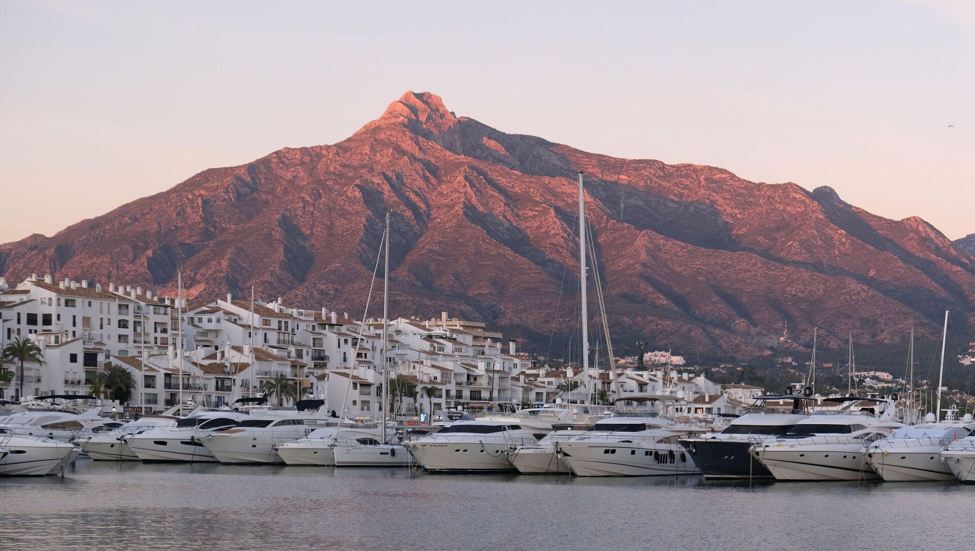 Costa del Sol, Marbella, Espagne - Sputnik France, 1920, 09.09.2021