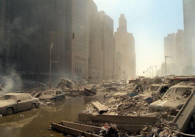 Les attentats du 11-Septembre (photo d'archives)