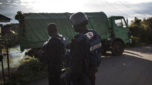 Les forces de police camerounaises, image d'illustration - Sputnik France