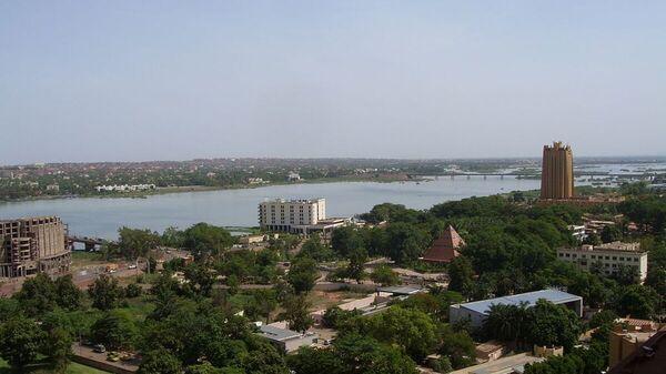 Bamako sur les rives du fleuve Niger - Sputnik France