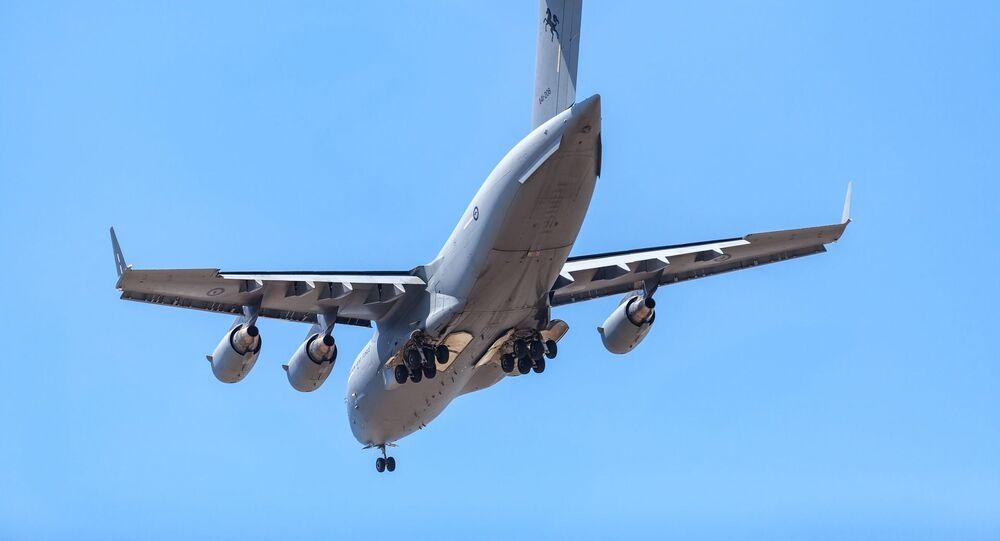 Un  C-17 Globemaster III