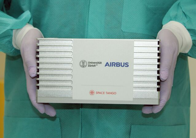 Recréer des organes dans l'espace? Airbus et l'université de Zurich relèvent le défi