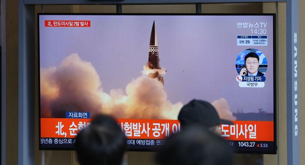 «Activités de défense»: la sœur de Kim Jong-un défend les nouveaux tirs de missiles