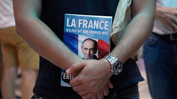 le nouveau livre d'Eric Zemmour - Sputnik France