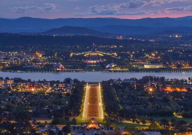 Canberra, Australie