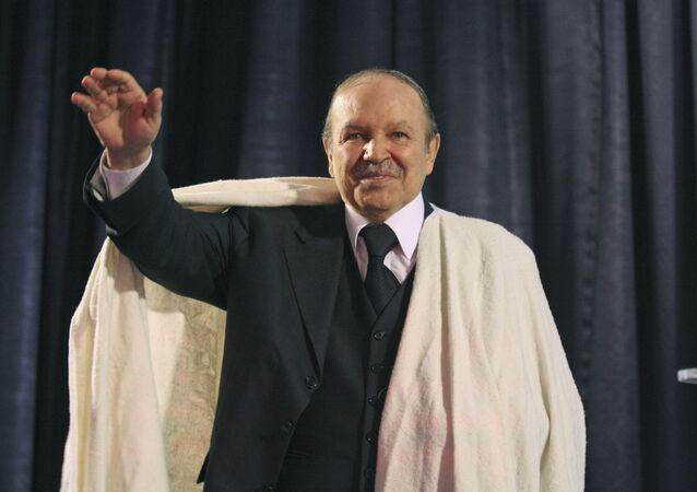 Abdelaziz Bouteflika en 2009