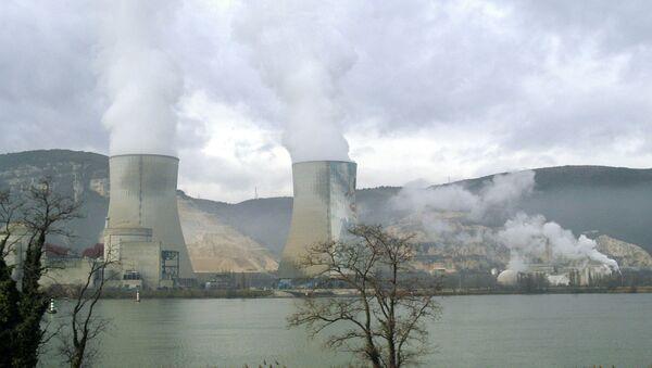 Centrale nucléaire de Cruas - Sputnik France