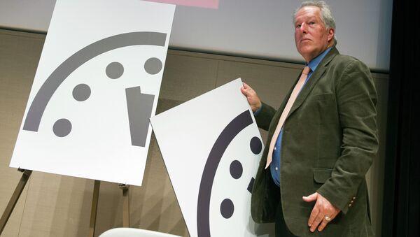 L'Horloge de l'Apocalypse - Sputnik France