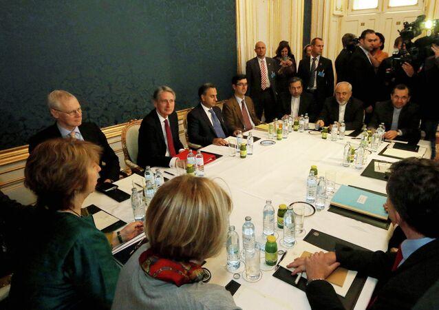 Négociations nucléaires entre les 5+1 et l'Iran (Archives)