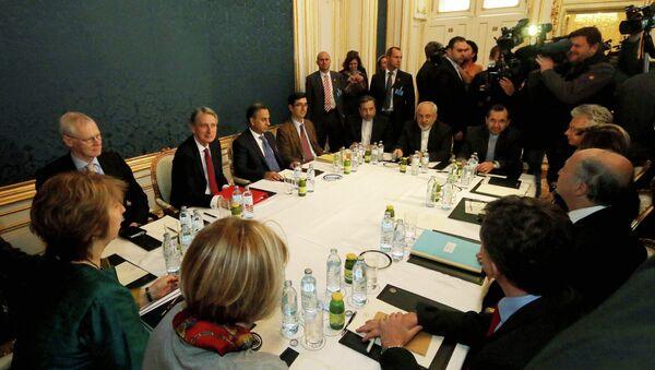 Négociations nucléaires entre les 5+1 et l'Iran (Archives) - Sputnik France