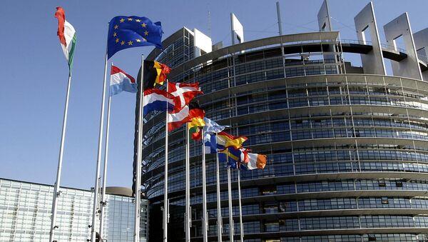 Ввести санкции против руководства Белоруссии требует Европарламент - Sputnik France