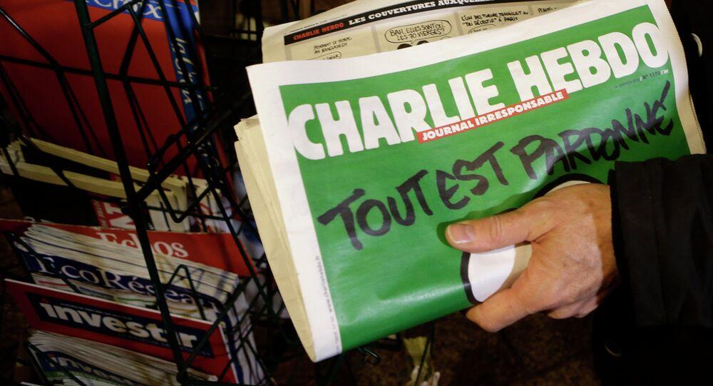 Numéro 1178 de Charlie Hebdo
