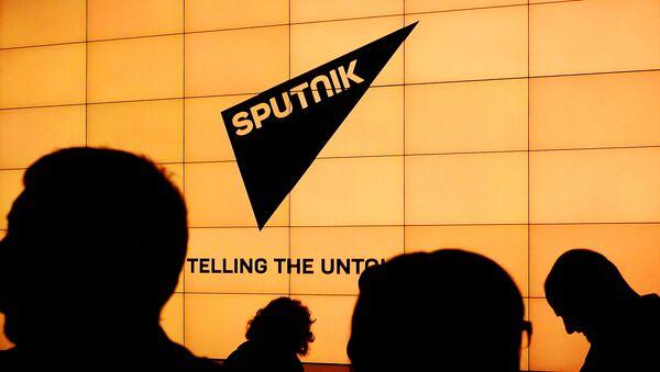 Презентация крупнейшего международного информационного бренда Спутник - Sputnik France