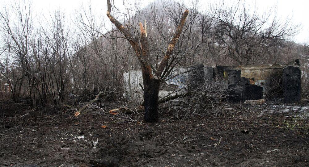 Dans la nuit de mercredi à jeudi, les quartiers Kouïbychev et Petrovski de Donetsk ont subi un bombardement massif d'artillerie qui a fait trois morts et 10 blessés.
