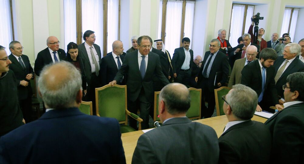 Syrie: Damas et l'opposition d'accord sur quatre points