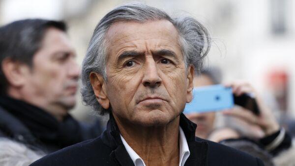 Bernard-Henri Lévy - Sputnik France