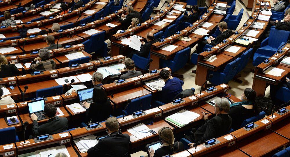 Assemblée du Conseil de l'Europe
