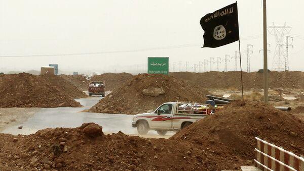 Syrie: l'EI prend pour cible les Russes et les Ukrainiens - Sputnik France
