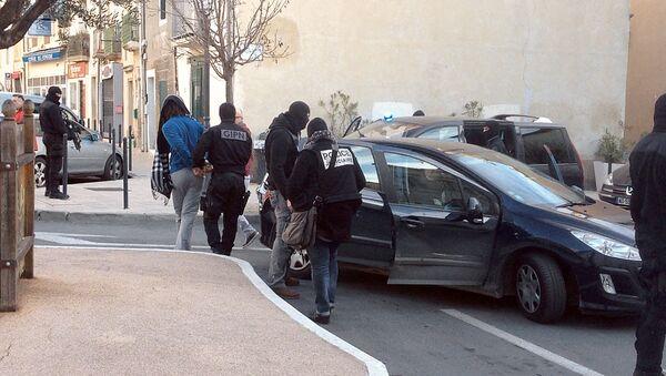 France: cinq hommes mis en examen pour terrorisme - Sputnik France