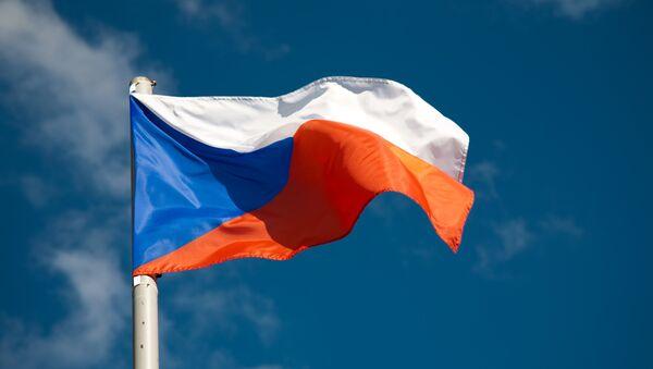 Флаг Чехии - Sputnik France