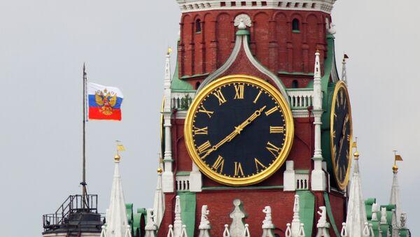Спасская башня Московского Кремля - Sputnik France