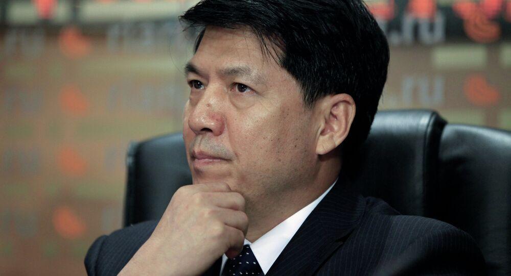 L'ambassadeur chinois à Moscou Li Hui