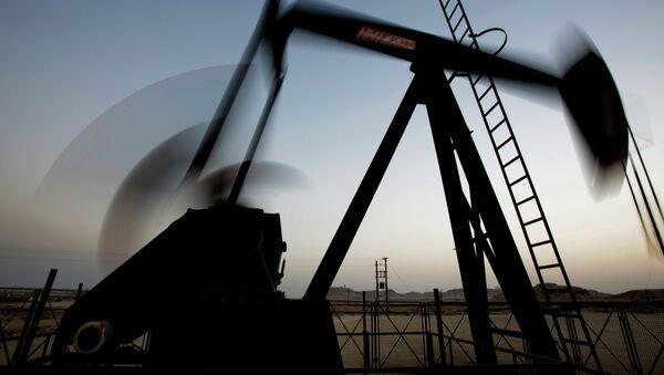 Un site pétrolier - Sputnik France