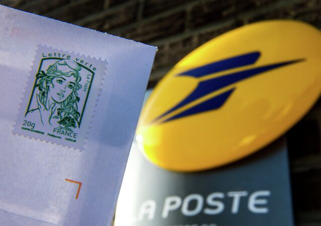 La Poste (Image d'illustratuion)