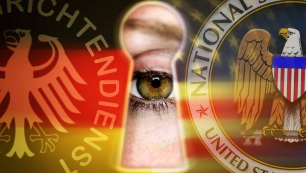 Espionnage américano-allemand. - Sputnik France