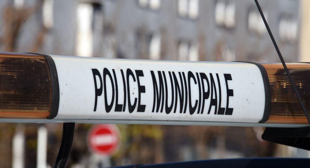 La police municipale française