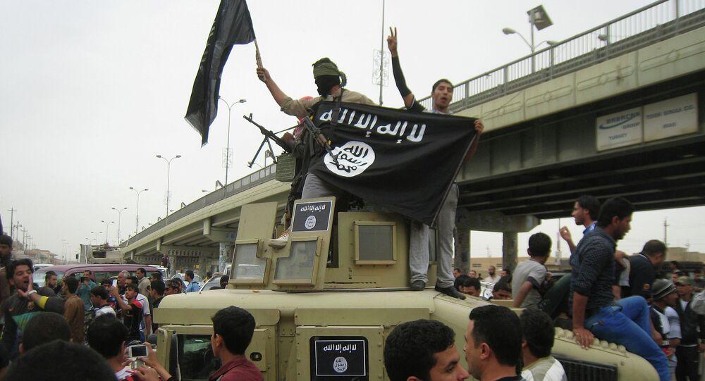 Les terroristes de Daech