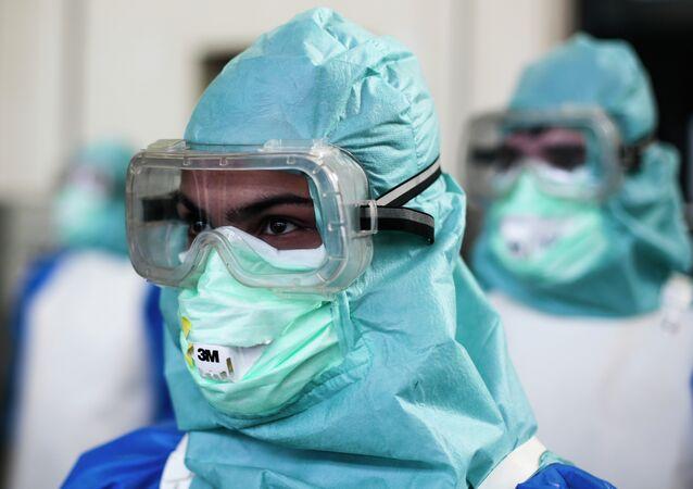 Services de santé pour Ebola
