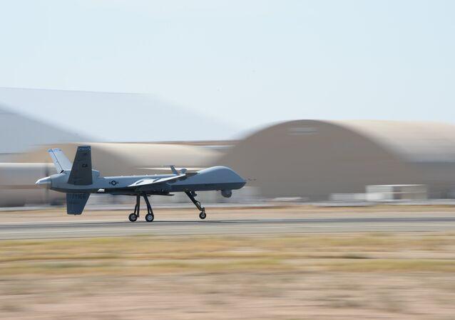 Un drone américain MQ-9 Reaper