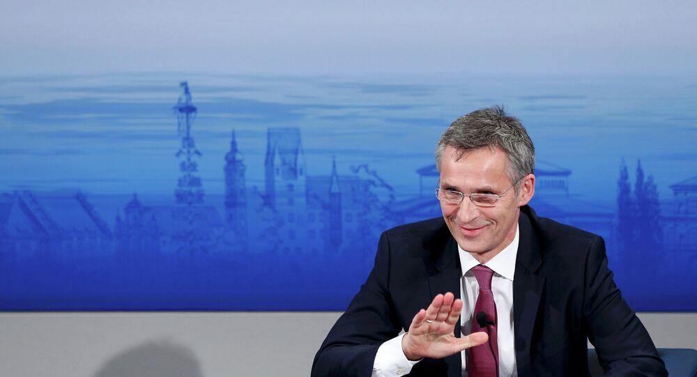 Jens Stoltenberg lors de la Conférence de Munich sur la sécurité