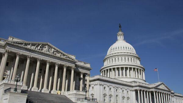 Le Capitole, siège du Congrès américain - Sputnik France