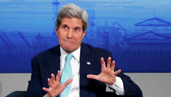U.S. Secretary of State John Kerry at the 51st Munich Security Conference in Munich February 8, 2015 - Sputnik France