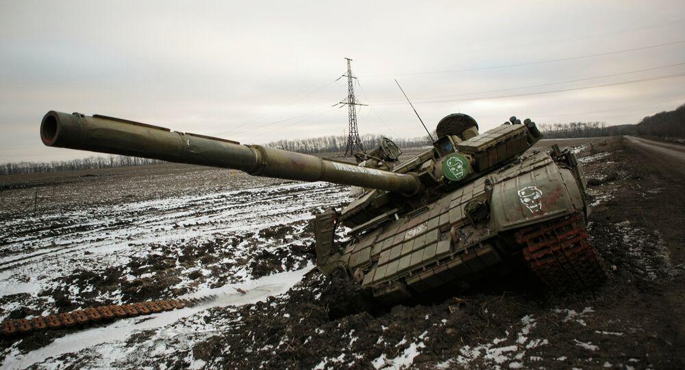 Situation à Ouglegorsk