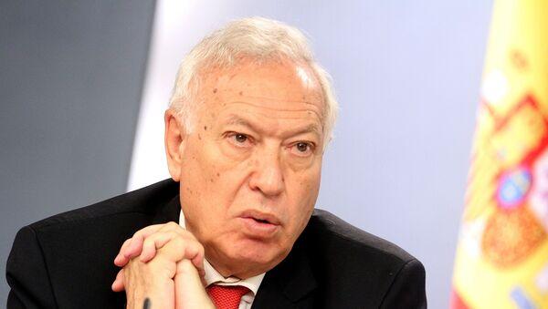 José Manuel García-Margallo, министр иностранных дел Испании, 2013 - Sputnik France