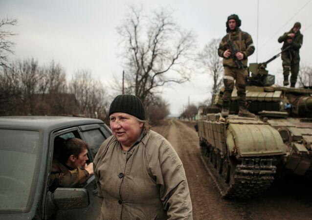Ukraine: situation toujours instable dans le Donbass