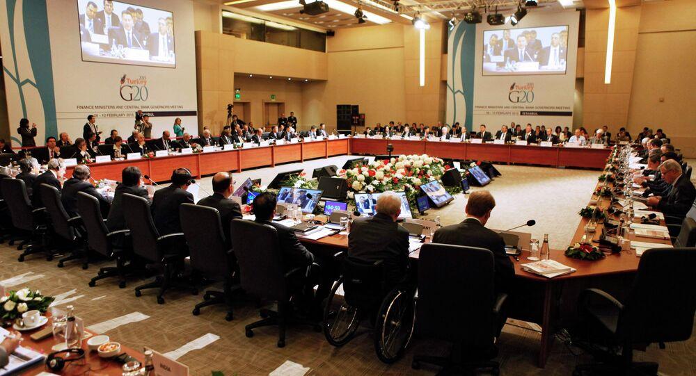 Rencontre des ministres des Finances et des gouverneurs des Banques centrales du G20 à Istanbul